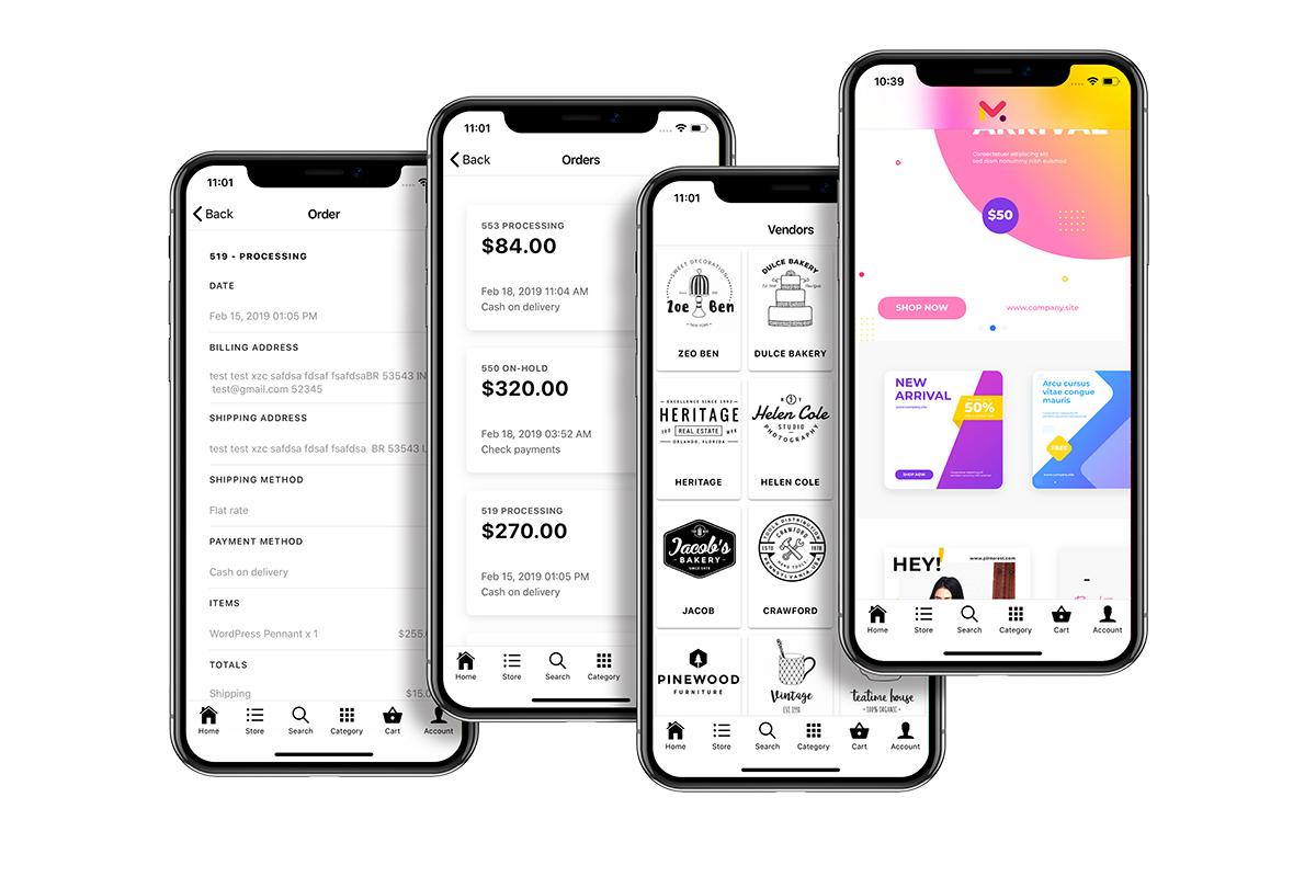 Ionic 5 app for WooCommerce - 13