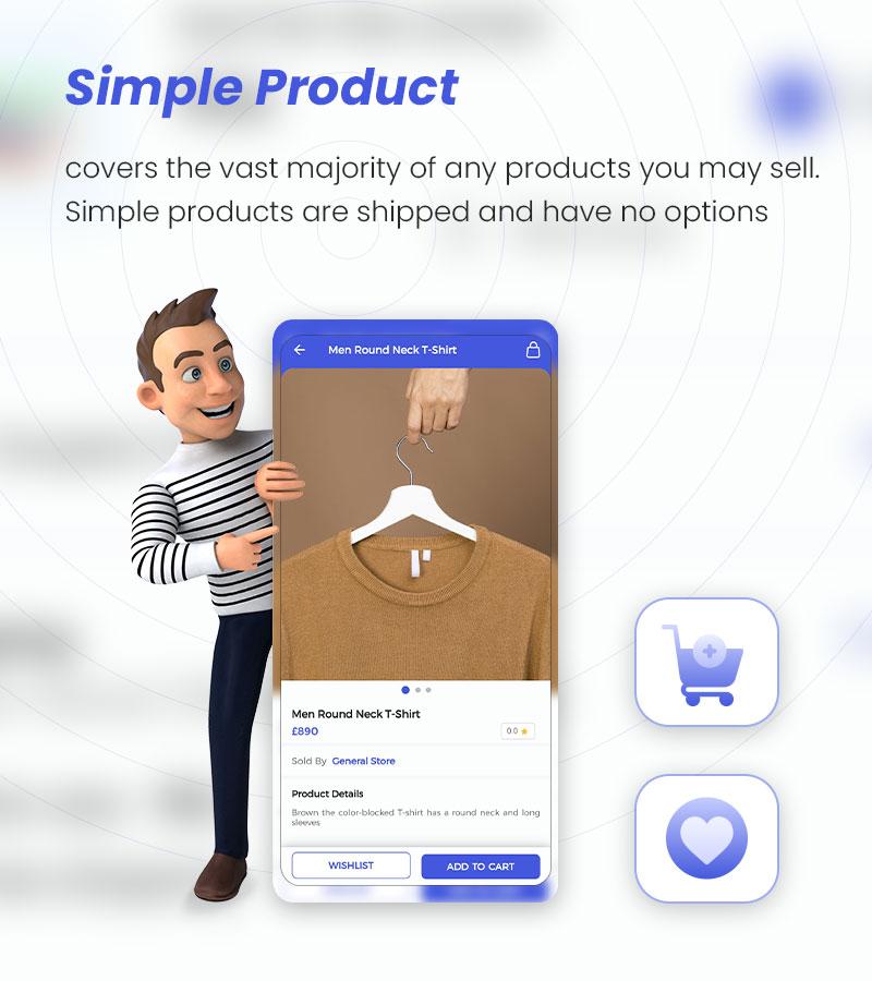 MightyStore - WooCommerce Universal Flutter 2.0 App For E-commerce App - 8