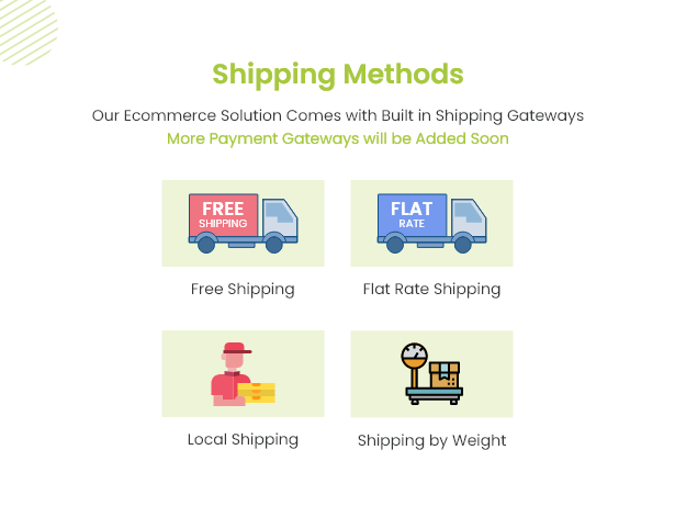 Ecommerce Solution with Delivery App For Grocery, Food, Pharmacy, Any Store / Laravel + Android Apps - 13