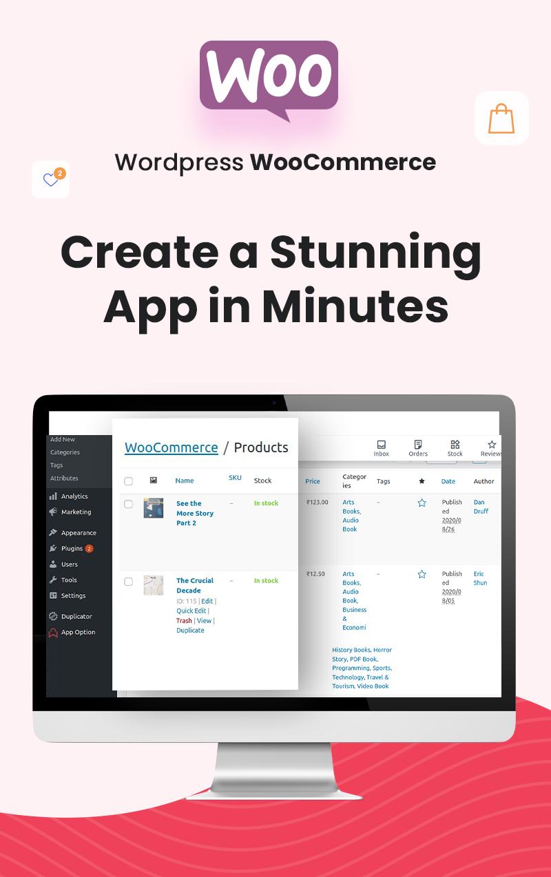 ProShop Dokan Multi Vendor - Android E-commerce Full App for Woocommerce - 18