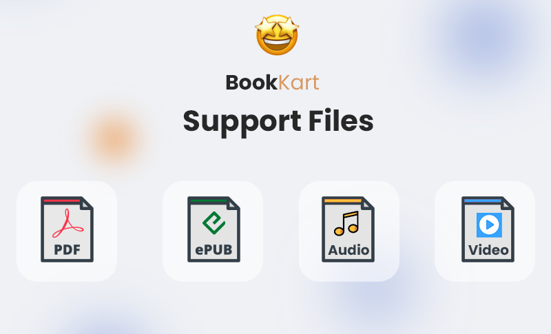 Bookkart: Flutter Ebook Reader App For WordPress with WooCommerce - 7