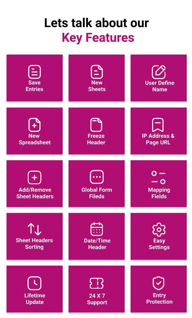 WPSyncSheets For Elementor - Elementor Pro Form Google Spreadsheet Addon - 11