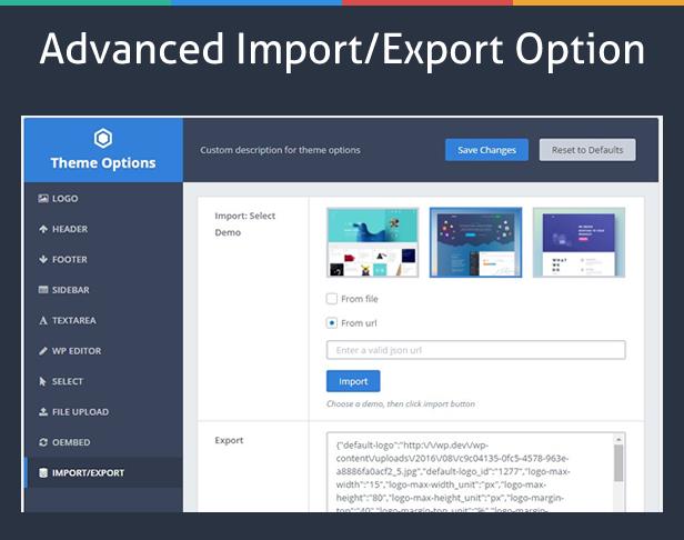 Custom Fields & Options Plugin for WordPress - Xbox Framework - 5
