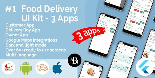 Flutter E-commerce Multi Vendor Marketplace Solution with Web Site (3Apps+PHP Admin Panel+Web Site) - 15