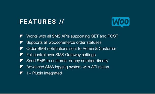 International SMS For WooCommerce - 3