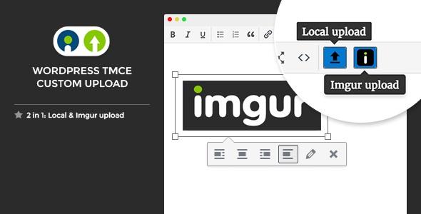Wordpress TinyMCE custom upload - 1