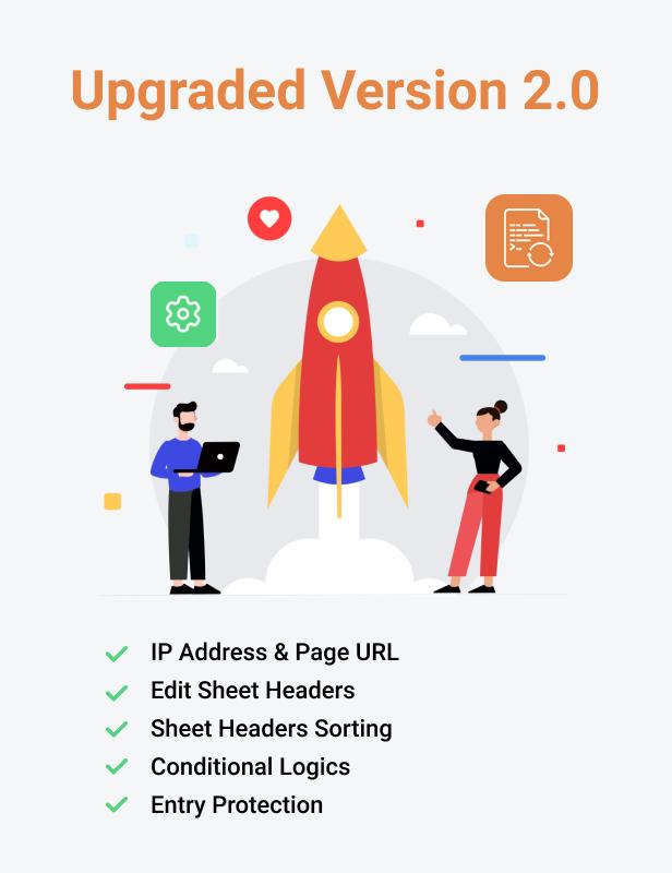 WPSyncSheets For WPForms - WPForms Google Spreadsheet Addon - 8