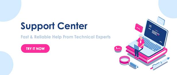Support Center