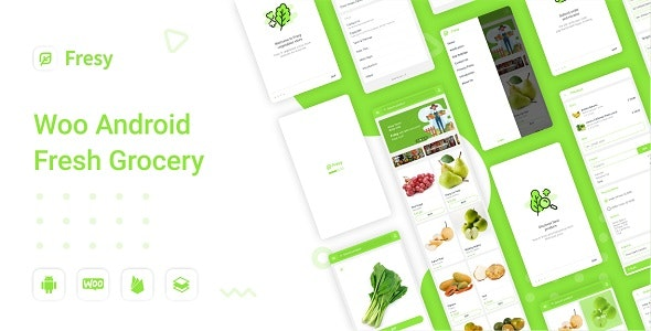 Fresy - Woocommerce Android Fresh Grocery 1.0 - 12