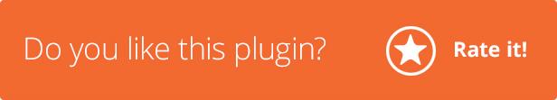 Do you like this plugin?