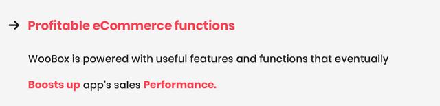 WooBox - WooCommerce iOS App  E-commerce Full Mobile App + Swift 4 - 10