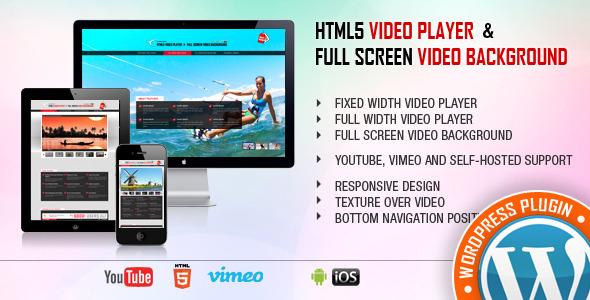 Revolution Video Player With Bottom Playlist WordPress Plugin - YouTube/Vimeo/Self-Hosted Support - 1