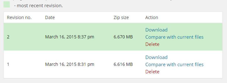 WP Anti Hack File Monitor - 1