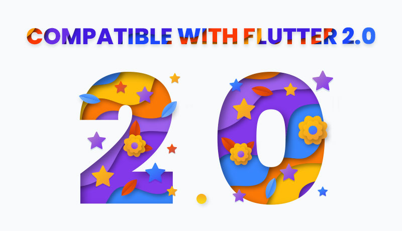 MightyStore - WooCommerce Universal Flutter 2.0 App For E-commerce App - 1