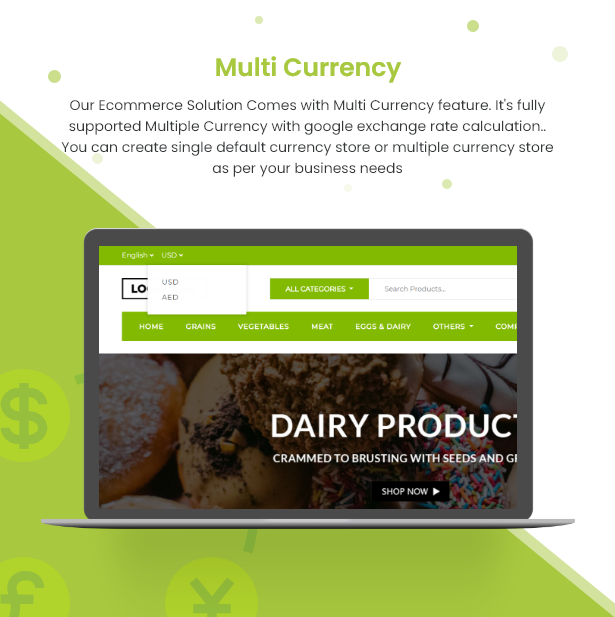 Ecommerce Solution with Delivery App For Grocery, Food, Pharmacy, Any Store / Laravel + Android Apps - 22