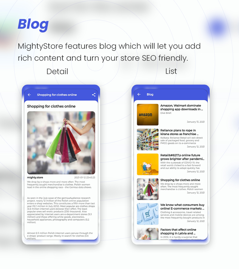 MightyStore - WooCommerce Universal Flutter 2.0 App For E-commerce App - 29