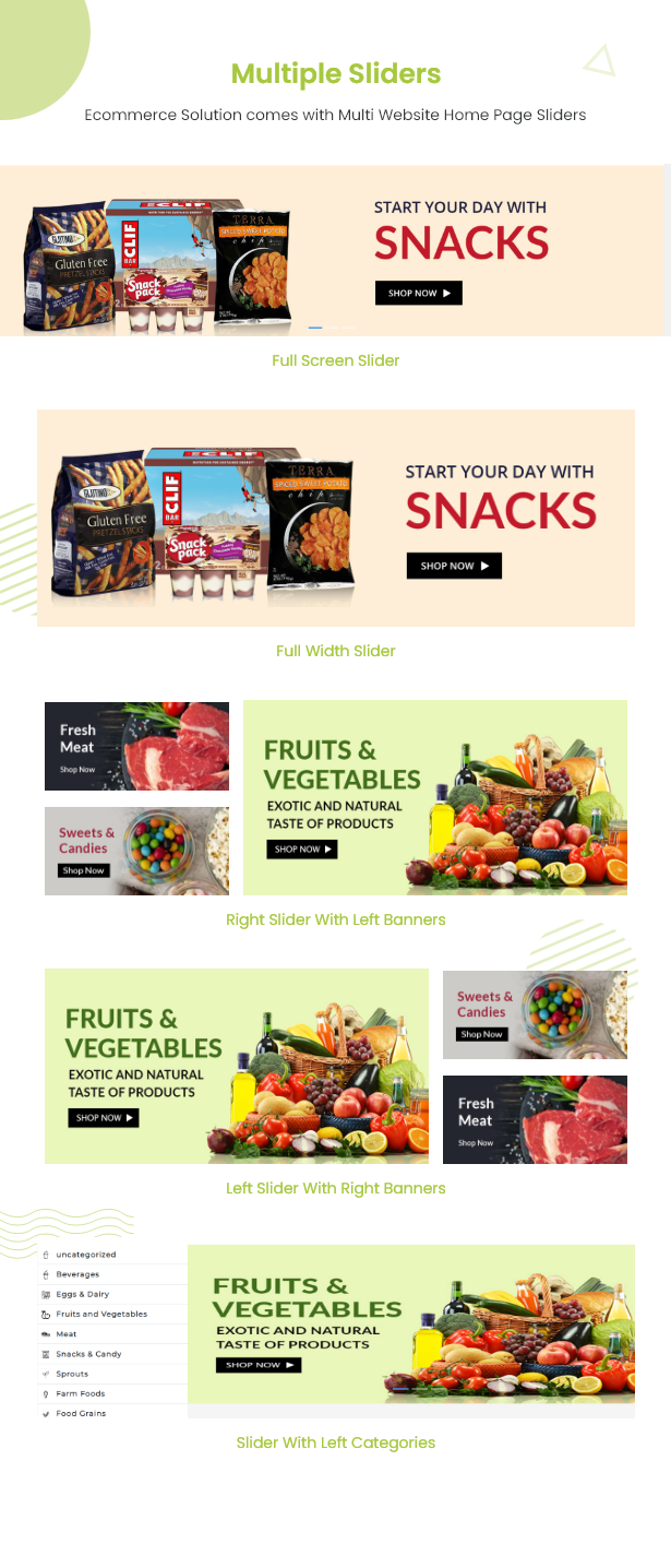 Ecommerce Solution with Delivery App For Grocery, Food, Pharmacy, Any Store / Laravel + Android Apps - 27