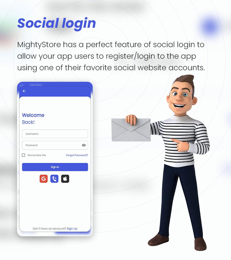 MightyStore - WooCommerce Universal Flutter 2.0 App For E-commerce App - 33