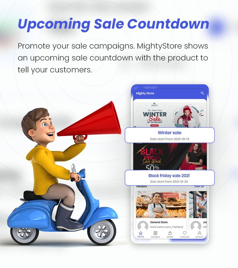 MightyStore - WooCommerce Universal Flutter 2.0 App For E-commerce App - 35