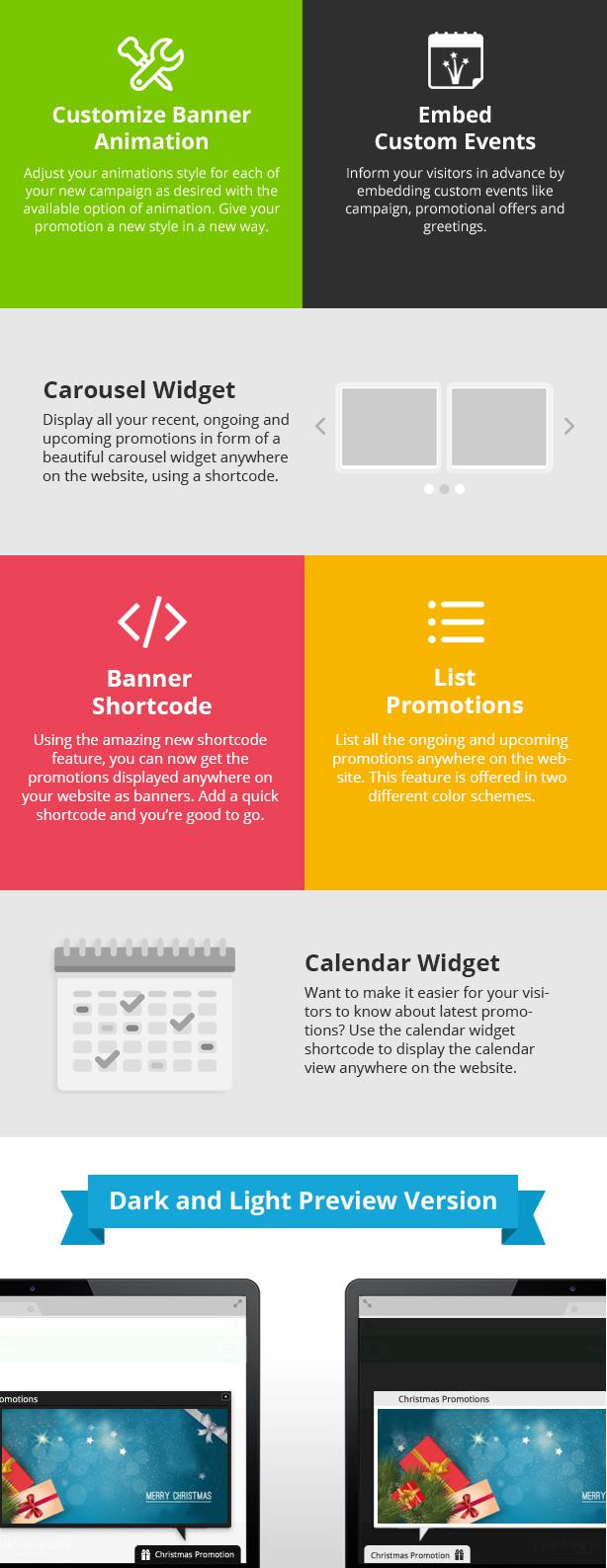 Promotions Scheduler - WordPress Plugin - 3