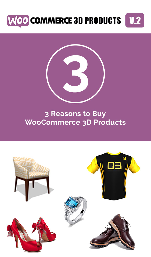 Woocommerce 3D Products - 12