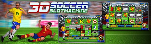 3D Soccer Slot
