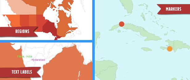 Choose Your Display Styles in Super Interactive Maps