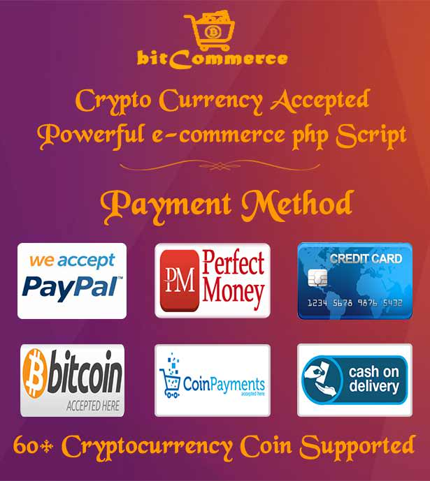 Ecommerce - Cryptocurrency Supported Responsive eCommerce Business Platform - 5