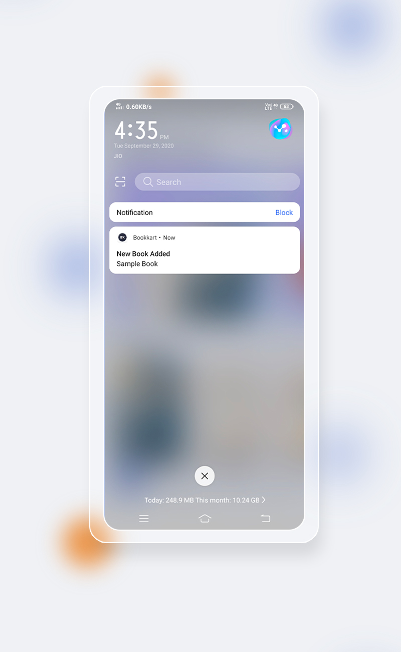 Bookkart: Flutter Ebook Reader App For WordPress with WooCommerce - 12