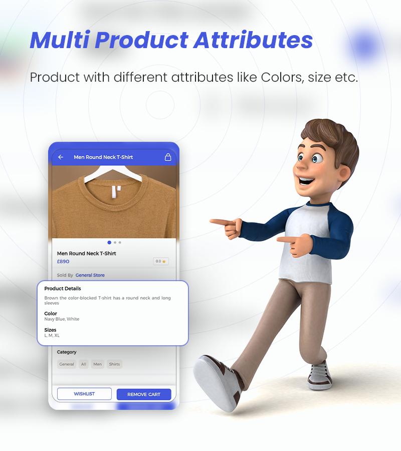 MightyStore - WooCommerce Universal Flutter 2.0 App For E-commerce App - 13