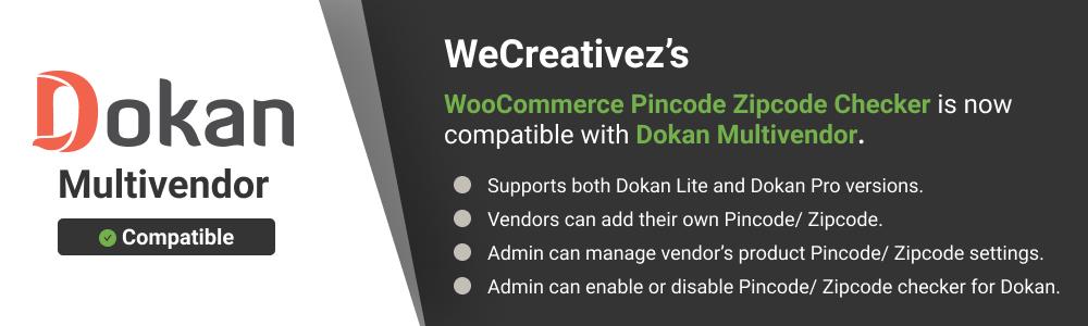 WooCommerce Pincode/ Zipcode Checker - 8