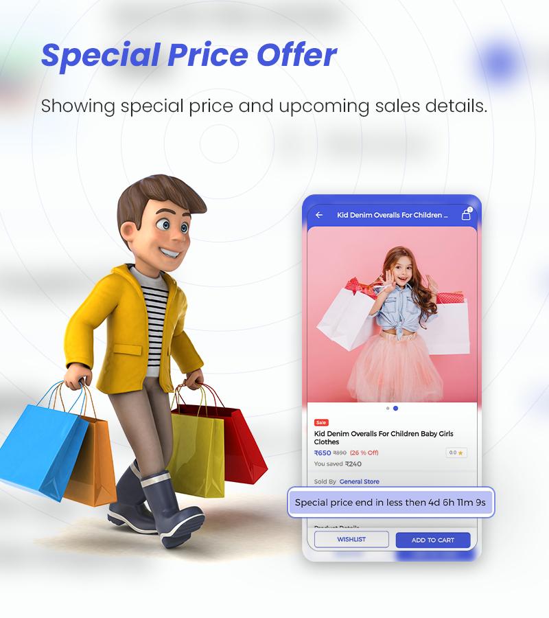 MightyStore - WooCommerce Universal Flutter 2.0 App For E-commerce App - 16