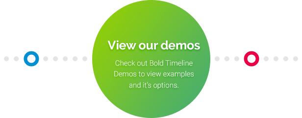 Bold Timeline - WordPress Timeline Plugin - 3