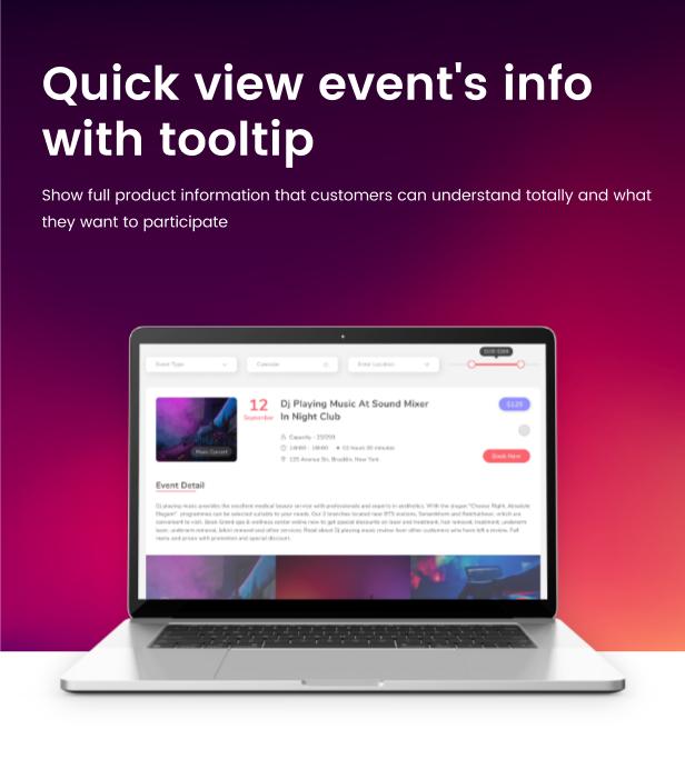 Facebook Events Calendar For WordPress - 11