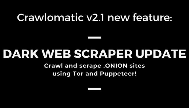 DARK-WEB-SCRAPER-UPDATE
