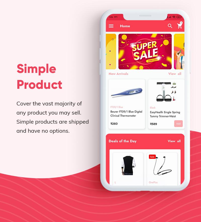 ProShop Dokan Multi Vendor - Android E-commerce Full App for Woocommerce - 7