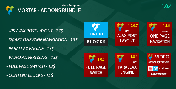 Smart One Page Navigation - Addon For WPBakery Page Builder (Visual Composer) - 2