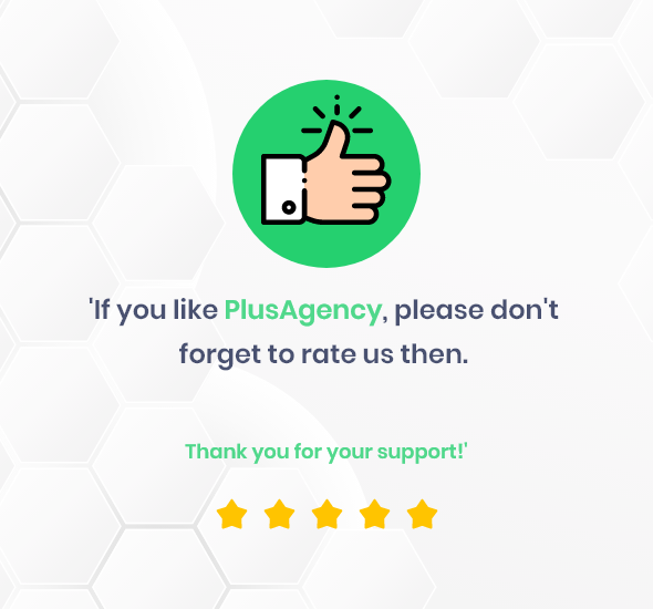 PlusAgency - Multipurpose Website CMS & Business Agency Management System - 8