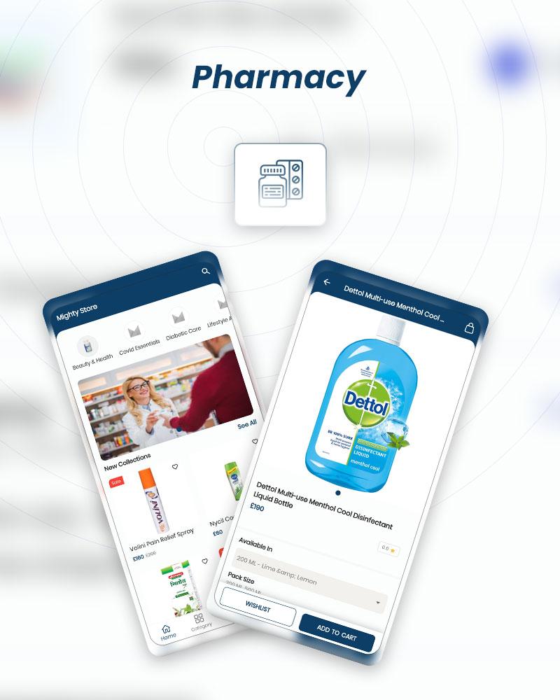 MightyStore - WooCommerce Universal Flutter 2.0 App For E-commerce App - 44
