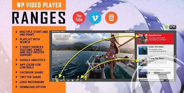 Revolution Video Player With Bottom Playlist WordPress Plugin - YouTube/Vimeo/Self-Hosted Support - 2