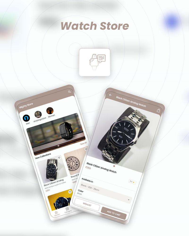 MightyStore - WooCommerce Universal Flutter 2.0 App For E-commerce App - 45