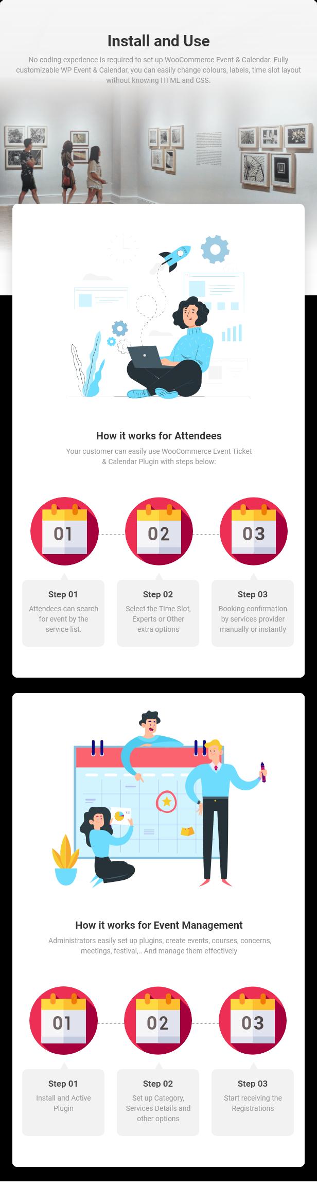 WPEvent – WooCommerce Event Ticket & Calendar - 10