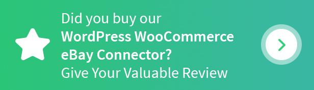 WordPress WooCommerce eBay Connector Plugin - 12