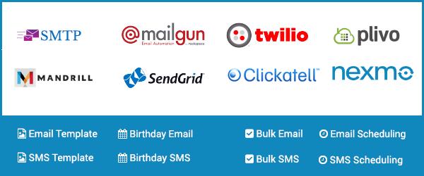 Smart SMS & Email Manager (SSEM) - 9