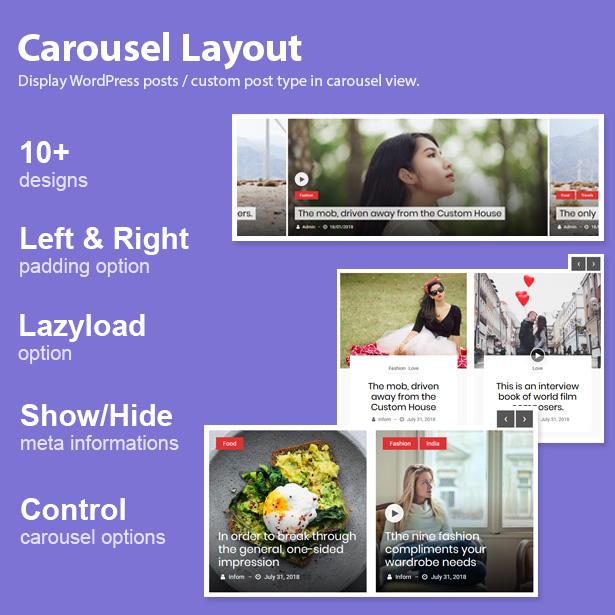 News & Blog Designer Pack Pro - News and Blog Plugin for WordPress and Elementor - 8