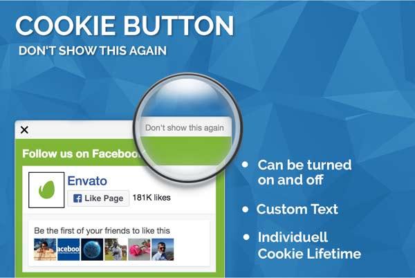 Cookie Scroll