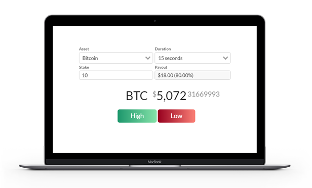 Cryptocurrency Price Prediction Game