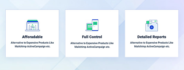 Maildoll - Email & SMS Marketing Application - 6