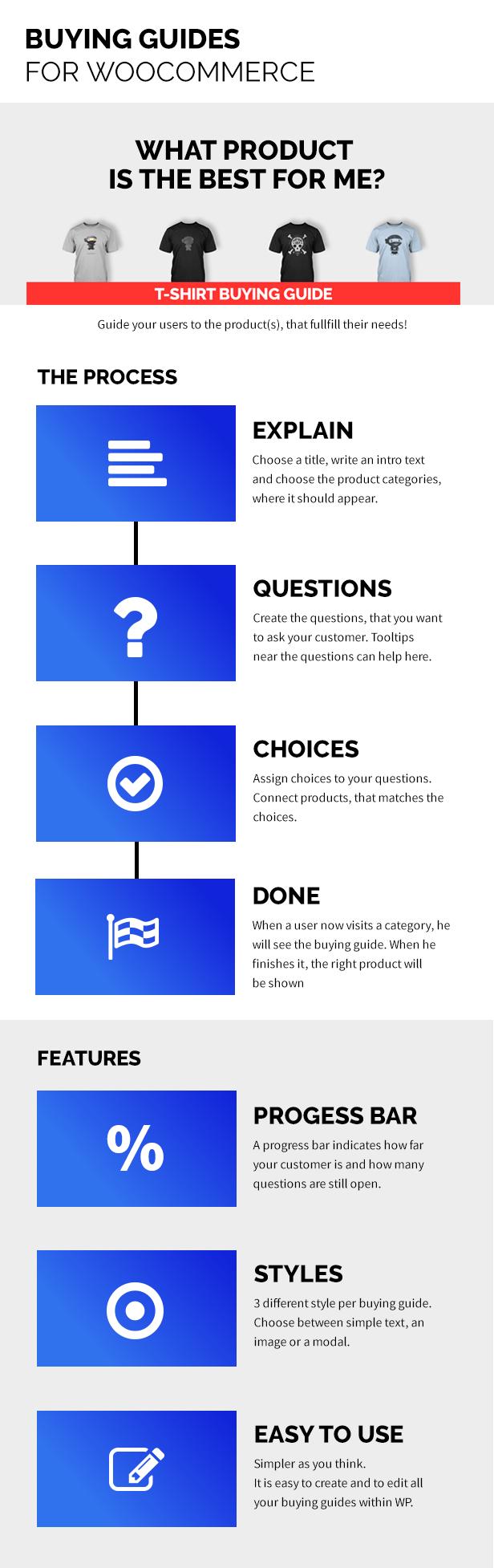 WooCommerce Guided Selling & Product Advisor - 1