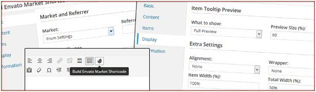 Integration into WordPress TinyMCE content editor
